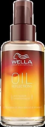 Разглаживающее масло Wella Oil Line, 100 мл.