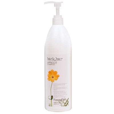 Шампунь для сухих и поврежденных волос Back Bar Apricot Shampoo, 1 л.