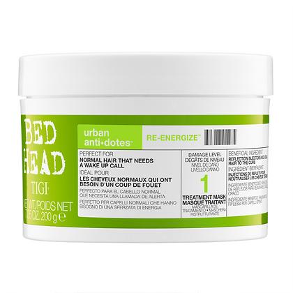 Antidotes Re-Energize Treatment Mask Маска для нормальных волос, (1), 200 мл.