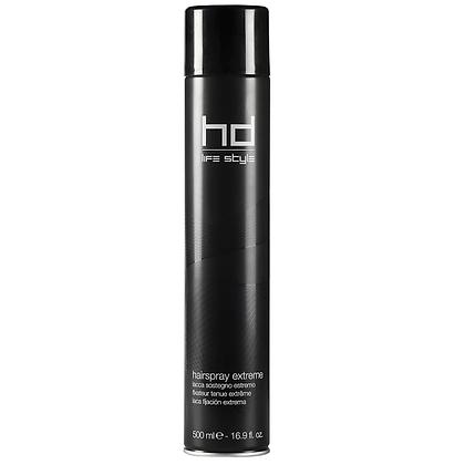 Лак для волос сверхсильной фиксации Hairspray extreme, 500 мл.