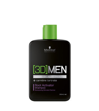 Шампунь-активатор роста активатор 3D[MEN] Root Activator Shampoo, 250 мл.