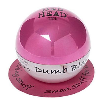 Dumb Blonde Текстурирующий крем для укладки волос, блеска и защиты от влаги 50мл
