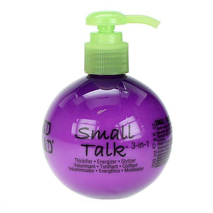 Small Talk Текстурирующее средство 3 в 1 для создания объема, 200 мл.