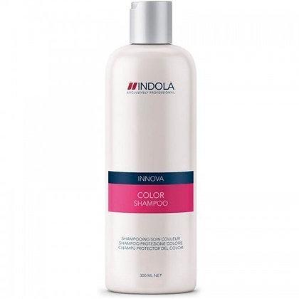 Шампунь для окрашенных волос Indola color shampoo, 300 мл.