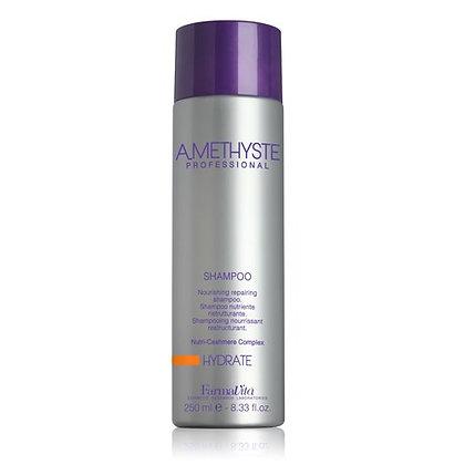 Увлажняющий шампунь для сухих и ослабленных волос Amethyste Hydrate, 250 мл.