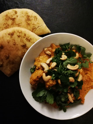 Probably, The Best Veggie Korma In The World.