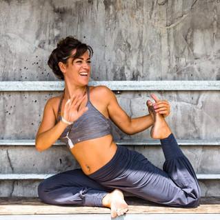 Yoga workshop this June Retreat.