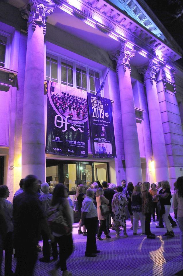 Entrada Teatro Independencia