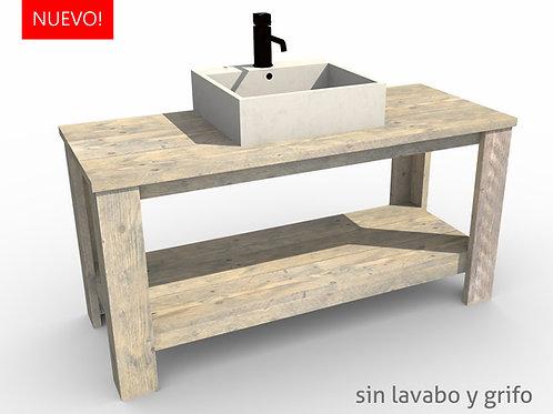 Mueble Baño con balda