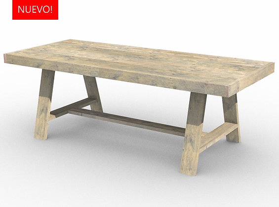 Mesa patas separadas
