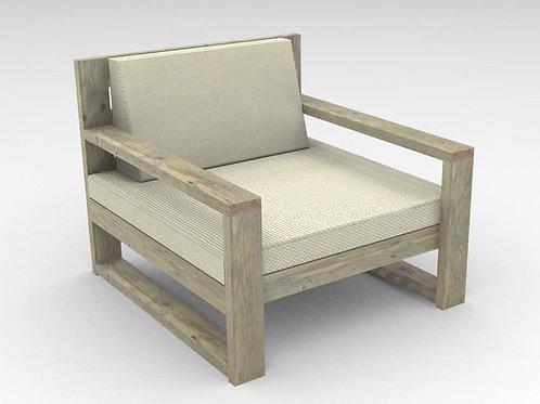 Sofa lounge alto