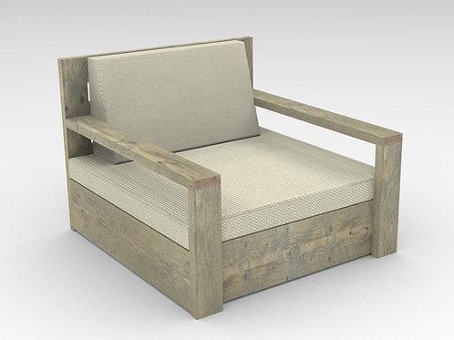 Sofa lounge bajo