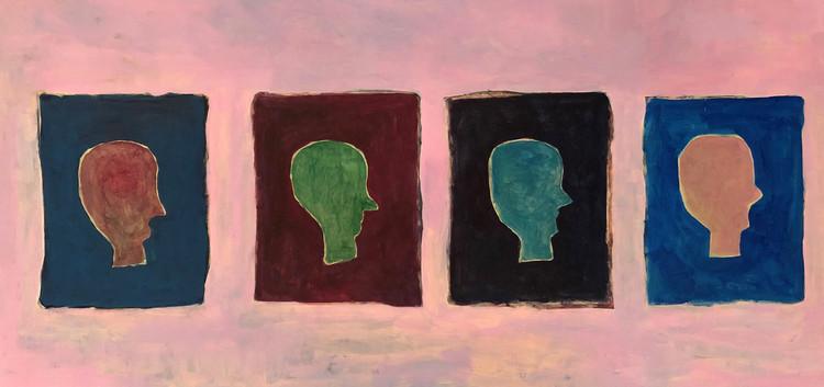 Four Heads #2