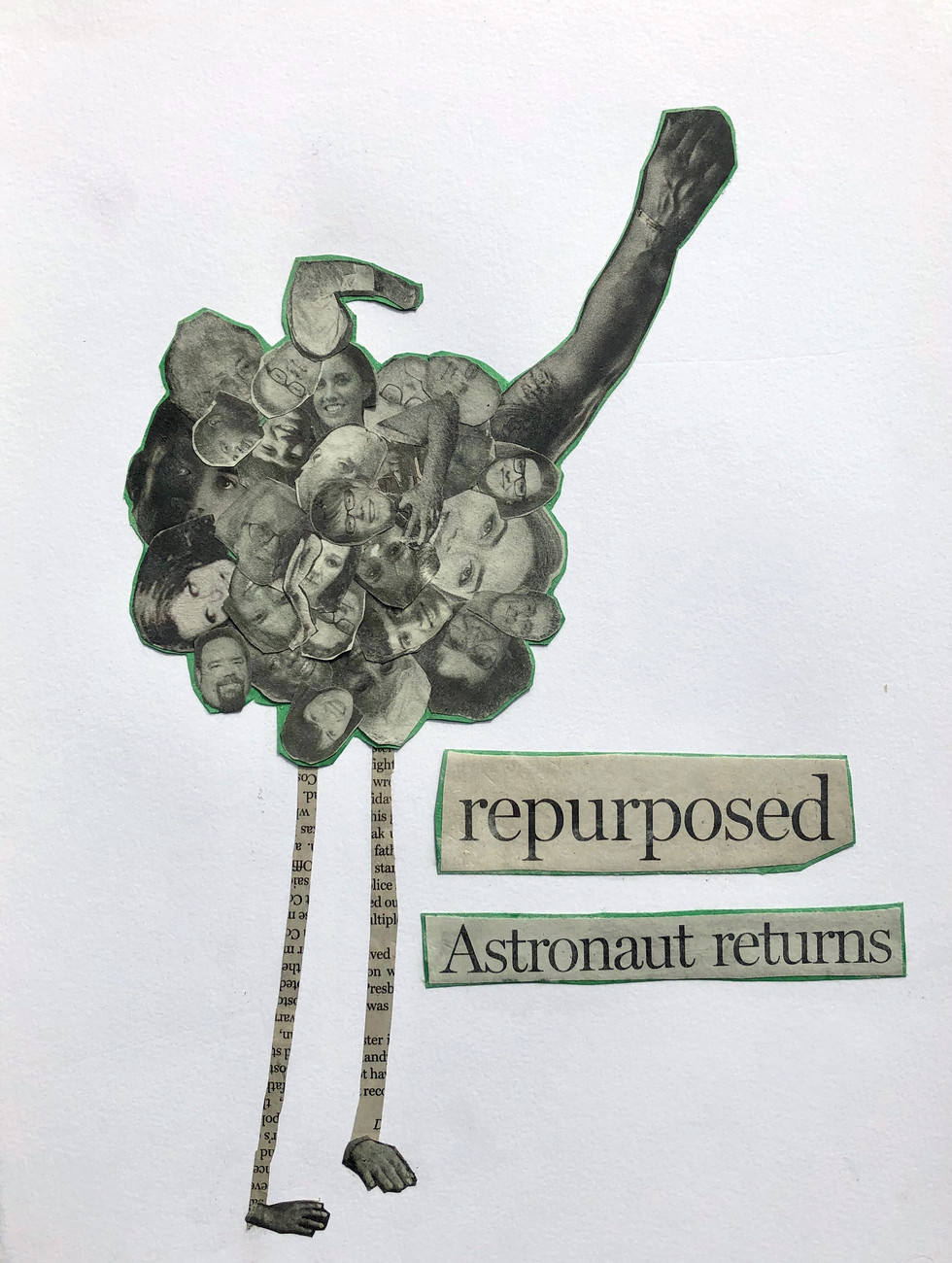 repurposed Astronaut returns
