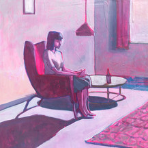 Woman in Chair #2