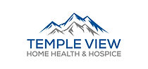 Temple View Home Health & Hospice Logo