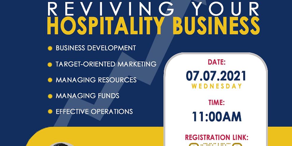 REVIVING HOSPITALITY BUSINESS