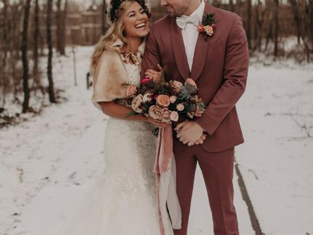 Bo's verlanglijstje: WINTER WONDER WEDDING!