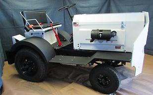 AV50 NEW ZERO-PLUS BAGGAGE TRACTOR, CARGO TRACTOR