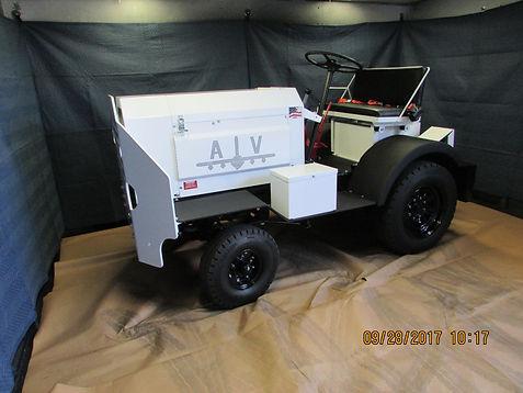 AV50 Baggage Tractor, Cargo tractor, New Tractor