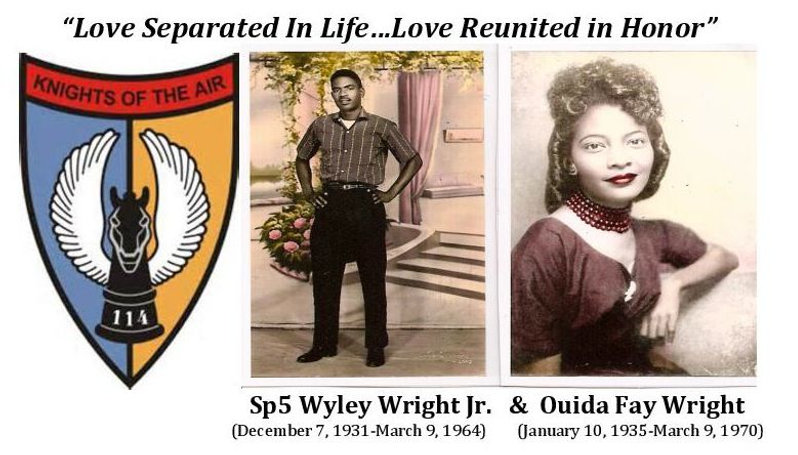 Wyley & Ouida Wright-Knights of Air Logo