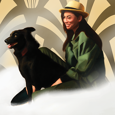 dog woman.png