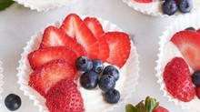 Lightened Up No Bake Cheesecake