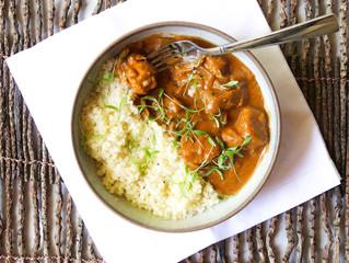 Crockpot Chicken Tikka Masala
