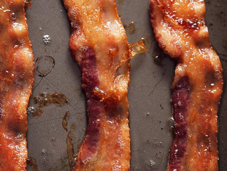 The Best Oven Baked Bacon