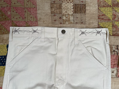 Dead stock Stan Ray Barbed painter pant