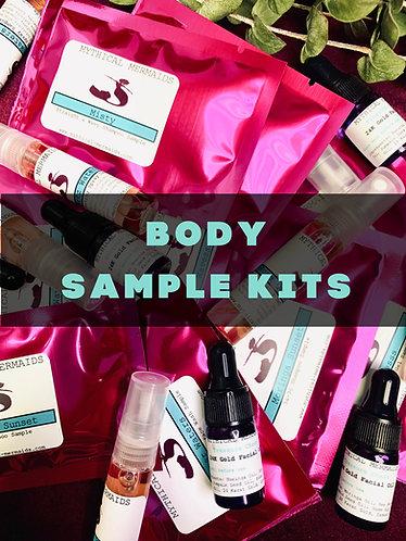 Body Sample Kit