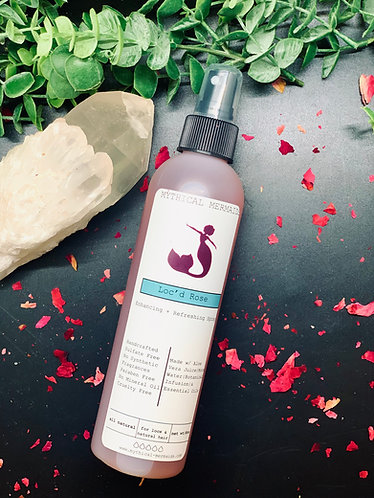 Loc'd Rose Enhancing + Refreshing Spray