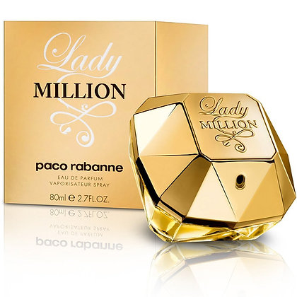LADY MILLION EDP 80ML FEM