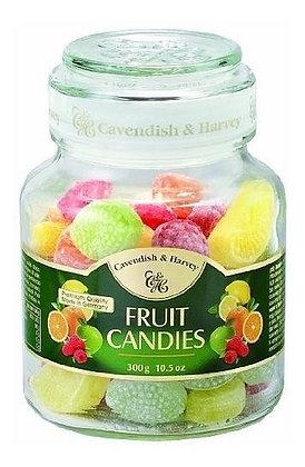 CARAMELOS FRUIT CANDIES 300GR