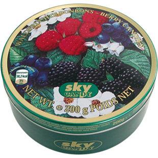 CARAMELOS SKY FRUIT CANDIES 200GR