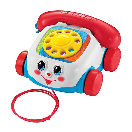 FISHER PRICE TELEFONO PARLANCHIN