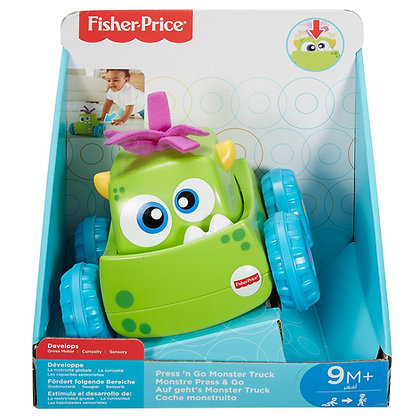 FISHER PRICE MONSTRUO PRESIONA PERSIGUE