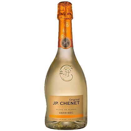 CHAMPAGNE J.P CHENET DEMI-SEC 750ML