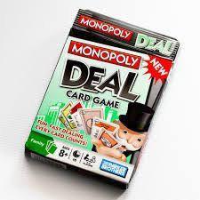 HSB MONOPOLY CARTAS