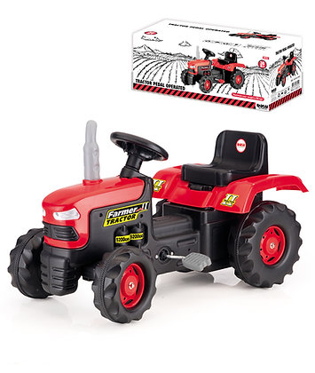 TRACTOR A PEDAL DOLU