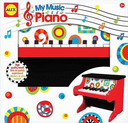 PIANO GRANDE MADERA