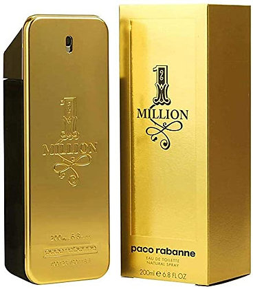 1 MILLION 200ML PACP RABANNE