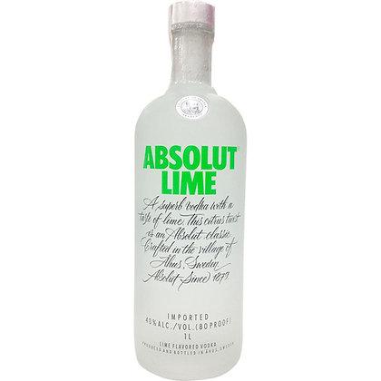 ABSOLUT LIME 1LT