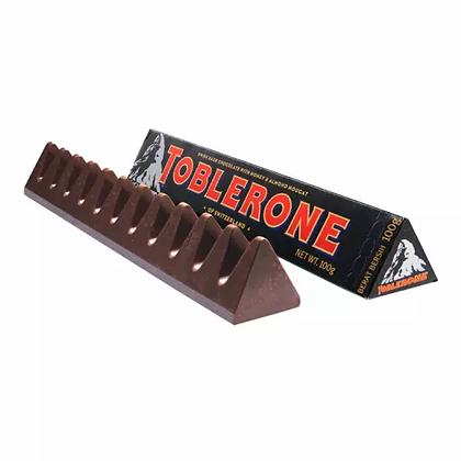 CHOCO TOBLERONE DARK 100GR