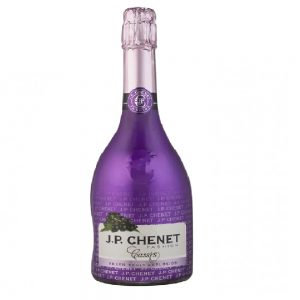 CHAMPAGNE J.P CHENET CASSIS 200ML