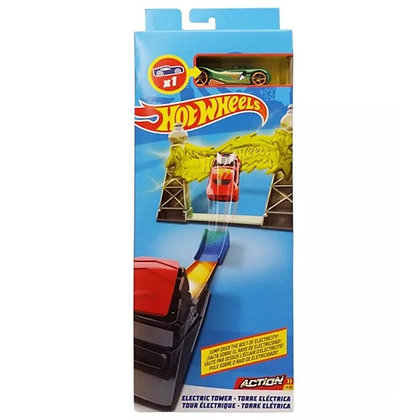 HOT WHEELS SURTIDO CLASICO ACROBACIAS