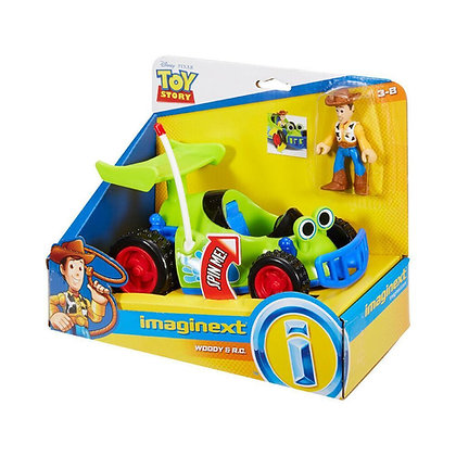 FISHER PRICE  IMAGINEXT TOY STORY  VEHICULOS