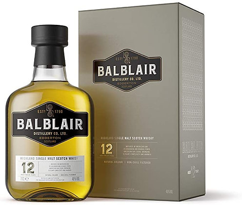 BALBLAIR 12 ANOS 700ML