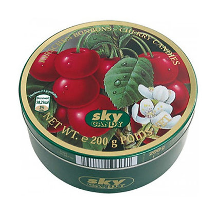 CARAMELOS SKY CHERRY CANDIES 200GR