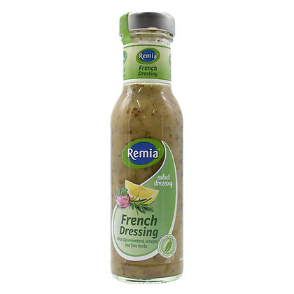 SALSA REMIA FRENCH DRESSING 250ML